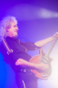 Brian May Queen Melbourne 2014, photo Ros O'Gorman