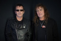Phil Rudd and Alan Badger at Noise11