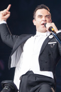 Robbie Williams, Photo by Ros OGorman
