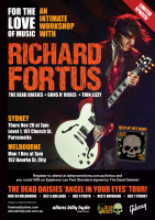 Richard Fortus workshop Dead Daisies