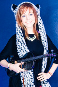Lindsey Stirling photo by Ros O'Gorman
