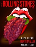 Rolling Stones Hunter Valley