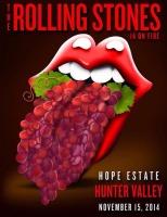 Rolling Stones Hunter Valley