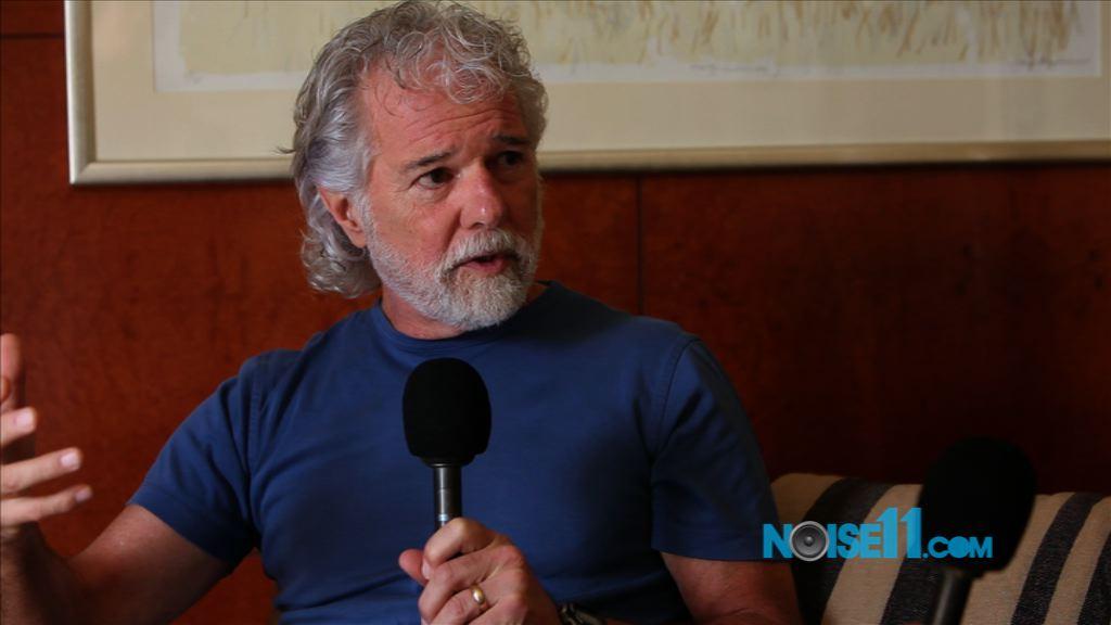 Chuck Leavell Noise11.com interview part 1
