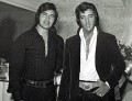 Engelbert Humperdinck and Elvis Presley photo courtesy of Scott Dorsey