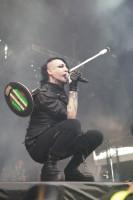 Marilyn Manson, Melbourne photographer ros o'gorman