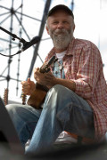 Seasick Steve at Point Nepean 2008