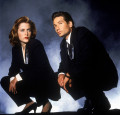 Mulder and Scully The X-Files music news noise11