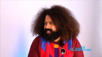 Reggie Watts at Noise11.com