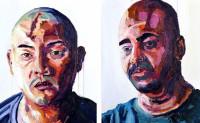 Myuran Sukumaran Andrew-Chan painting, music news, noise11.com