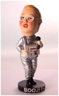 Devo Booji Boy bobblehead, music news, noise11.com
