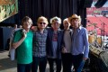 Ed Sheeran with the Rolling Stones, music news, noise11.com
