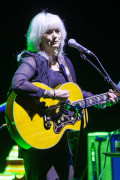 Emmylou Harris performs at the Palais Theatre in St Kilda Melbourne on Thursday 25 June 2015. Photo Ros O'Gorman