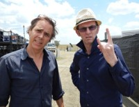 Models- Andrew Duffield and Sean Kelly, music news, noise11.com