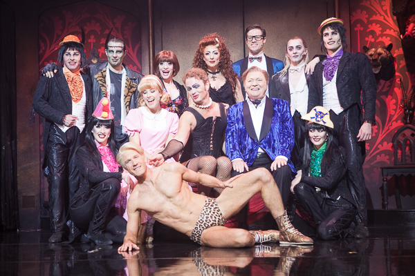 The Rocky Horror Picture Show Australian Cast