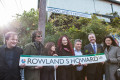 Rowland S Howard Lane Opening Ceremony St Kilda. Photo by Ros O'Gorman