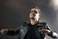 Bono, U2 perform at Etihad Stadium. Photo by Ros O'Gorman
