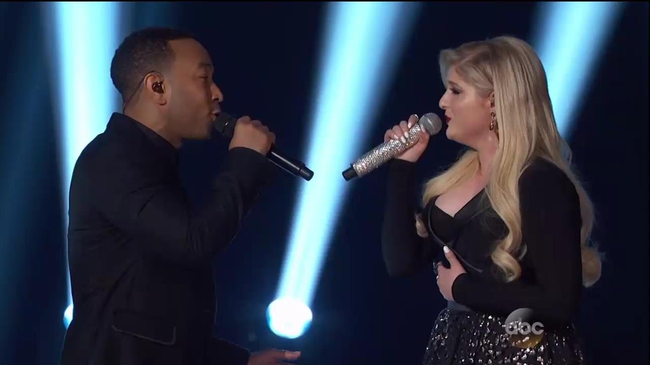 john legend and meghan trainor dating marvin