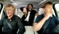 Rod Stewart James Corden ASAP Rocky, music news, noise11.com