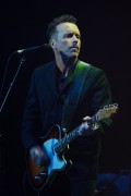 Mark Seymour and the Undertow perform at the National Theatre St Kilda. Photo by Ros O'Gorman
