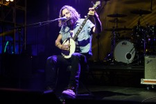 John Butler performs at the 2015 Carlton Dry Independent Music Awards held in Melbourne at the Meat Market on Thursday 22 October 2015. Photo Ros O'Gorman
