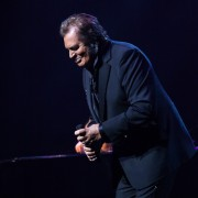 Engelbert Humperdinck performs at the Palais Theatre in St Kilda on Thursday 29 October 2015. Photo by Ros O'Gorman