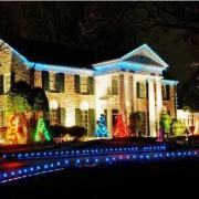 Graceland Christmas Lights, music news, noise11.com