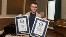 Sam Smith Guinness Book of Records Awards