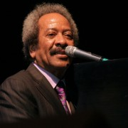 Allen Toussaint performs in Austin Texas as part of SXSW 2006. Photo by Ros O'Gorman