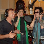 Glen Matlock Slim Jim and Earl Slick, music news, noise11.com