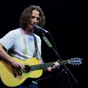 Chris Cornell, the Palais Theatre St Kilda. Photo by Ros O'Gorman