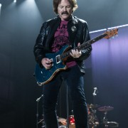 The Doobie Brothers Tom Johnston at Deni Blues and Roots Festival on Sunday 20 April 2014.