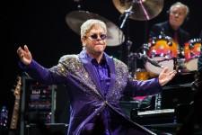 Elton John by Ros O'Gorman