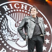 Richie Ramone photo by Ros O'Gorman