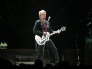 David Bowie 2004 Rod Laver Arena. Photo by Ros O'Gorman