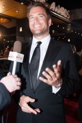Michael Weatherly Photo by Ros O'Gorman. 2007 Logies.