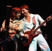 Greg Lake and Keith Emerson by Neal Preston
