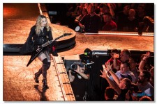 Madonna performs at Rod Laver Arena on Saturday 12 March 2016. This is the first show of the Australian leg of her world wide Rebel Heart Tour. Photo by Ros O'Gorman