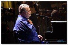 Brian Wilson performs Pet Sounds at the Palais in St Kilda on Sunday 3 April 2016. Photo by Ros O'Gorman