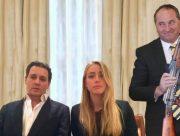 Johnny Depp and Amber Heard apologise to Australia