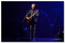 Jackson Browne performs at the Palais Theatre in St Kilda on Friday 1 April 2016.