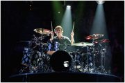 Dominic Howard, Muse. Photo by Ros O'Gorman. http://www.noise11.com