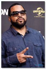 Ice Cube at the Australian Premiere of Ride Along 2. Photo by Ros O'Gorman http://www.noise11.com