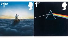 Pink Floyd UK stamps