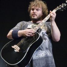 Jack Black photo by Ros O'Gorman