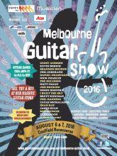 Melbourne Guitar Show