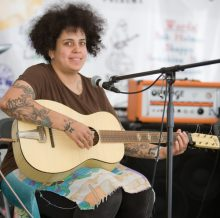 Kimya Dawson photo by Ros OGorman