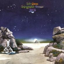 Yes Tales of Topographic Oceans