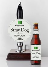New Order Stray Dog beer