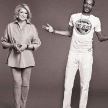 Snoop Dogg and Martha Stewart